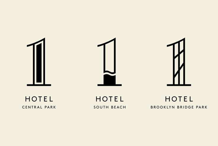 67 best identity images on pinterest brand identity for Small luxury hotel chains