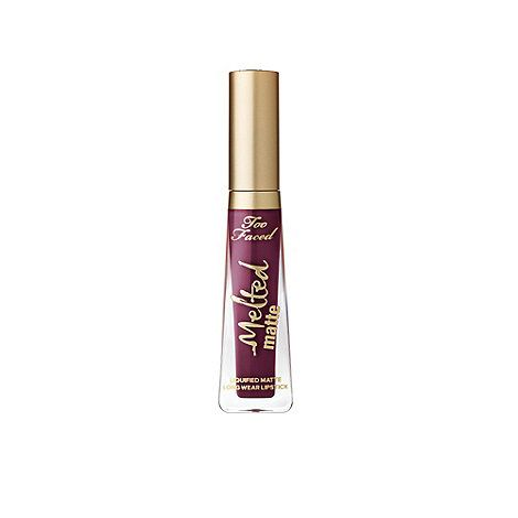 Matte color gets a Melt-over! Our innovative formula glides over lips like a…