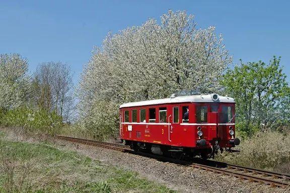 相片:Nostalgic ride railcar M 131, track 177 (Bezdružice, Czech rep.) autor: Daniel Houdek