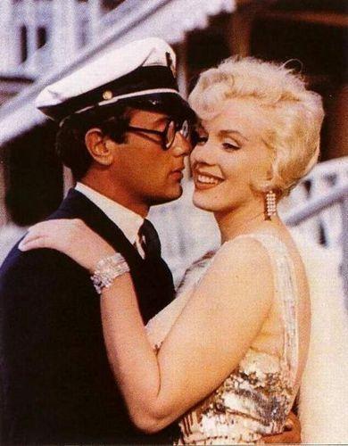Marilyn ~ Some Like It Hot 1959
