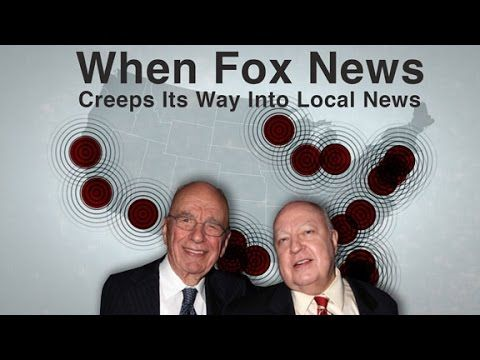 How Fox News' Conservative Message Creeps Into Local News Broadcasts | Blog | Media Matters for America