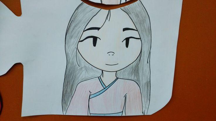 Hermoso Dibujo hecho por una de nuestras estudiantes. #americasbicultural #cademyrd #cademy #teens.