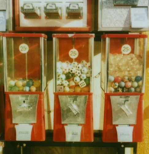 : Pennies Machine, Vending Machine, Soccer Ball, 25 Cent, Candy Machine, Gumball Machine, Chewing Gum, Gum Ball, Bubbles Gum Machine