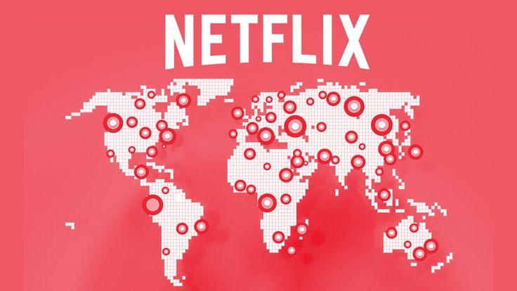 Netflix ed blocco geografico
