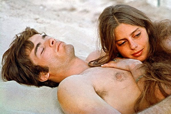 Still from Zabriskie Point