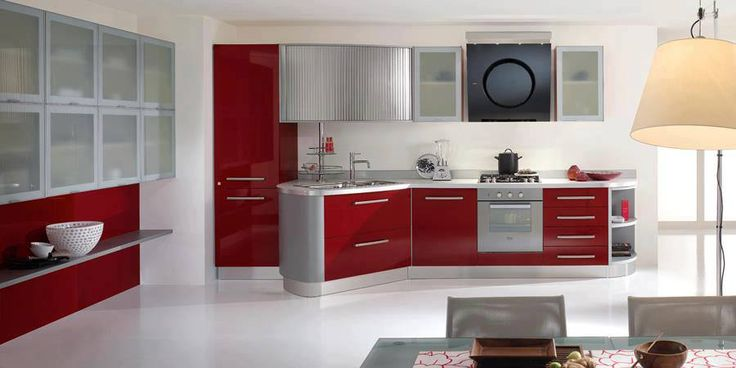 Kitchen ROUND Spar ... particular in every detail and modern style. http://spar.it/ita/Catalogo/Cucine/Cucine-moderne/ROUND/Proposta-ROU-1-cd-488.aspx