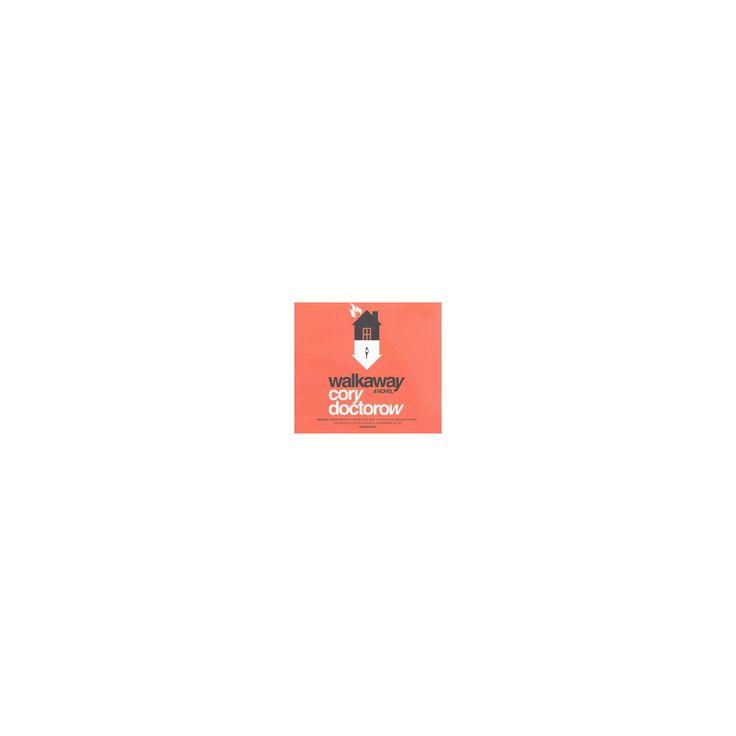 Walkaway : Library Edition (Unabridged) (CD/Spoken Word) (Cory Doctorow)
