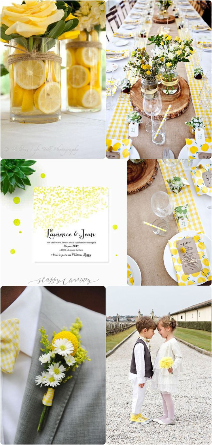 moodboard-mariage-jaune-yellow-wedding                                                                                                                                                      Plus