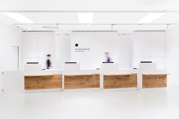 Breuninger Customer Service by DIA – Dittel Architekten, Stuttgart – Germany » Retail Design Blog