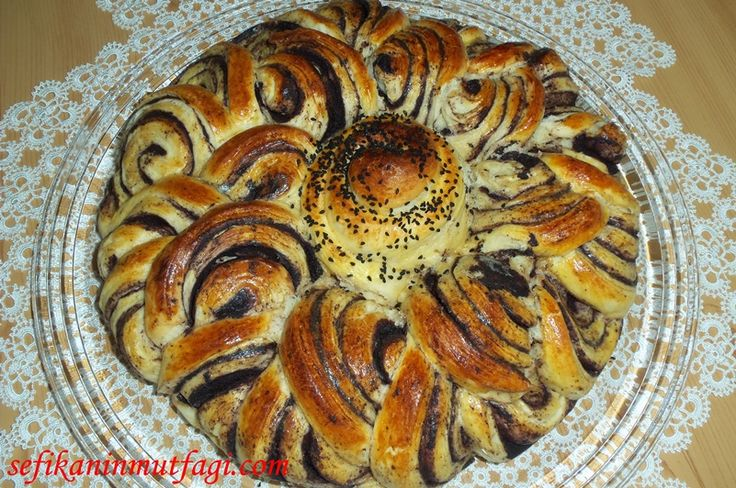 Zeytin Ezmeli Börek #Börek #hamur #hamurişi #recipes  http://sefikaninmutfagi.com/zeytin-ezmeli-borek/