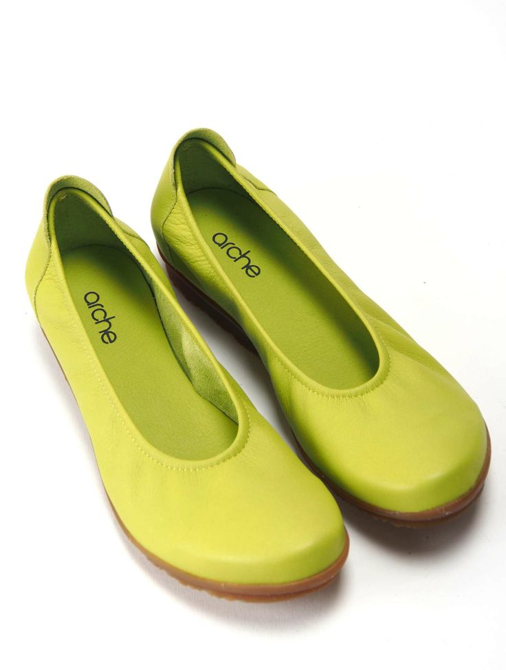 Arche Shoes Extremely comfortable and bright  colours to boost your wardrobe this season!