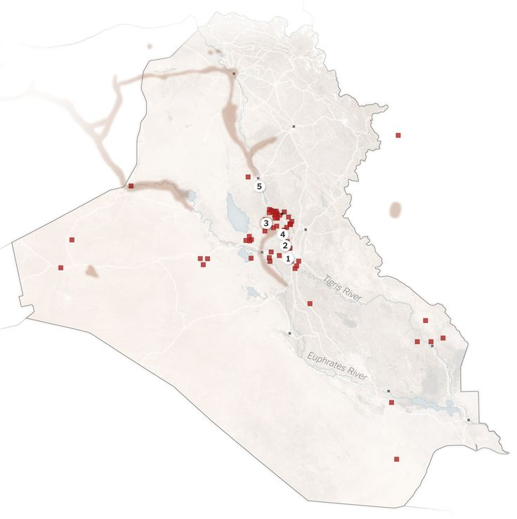 The Secret Casualties of Iraq's Abandoned Chemical Weapons - NYTimes.com