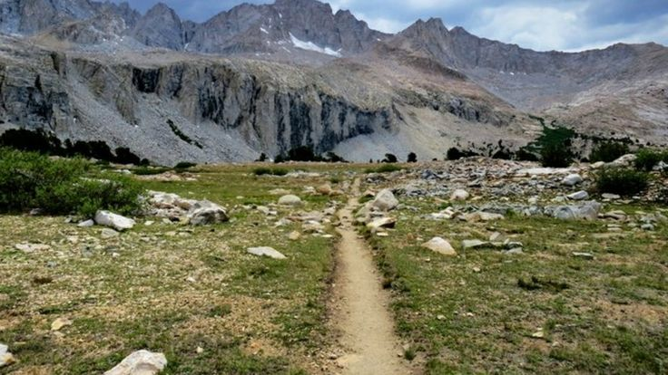 Hike 2600 miles through the United States on pacific coast trail -- Mexico to Canada
