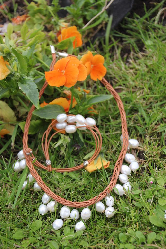 45.1411.28 Collar indio - Perlas de Oriente