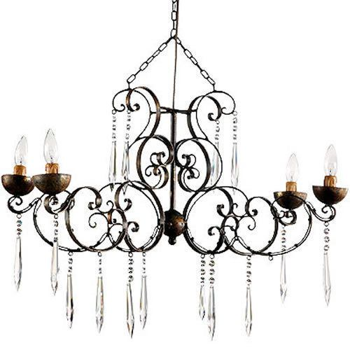 Currey And Company Horatio: Best 25+ Iron Chandeliers Ideas On Pinterest