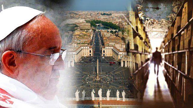 In der geheimen Bibliothek des Papstes lagern unvorstellbare Schätze, unter…