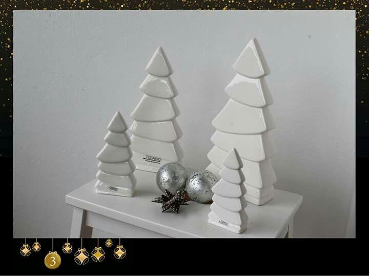 Weihnachtsbaum Elias als stilvolle Weihnachtsdeko www.tiziano-shop.com