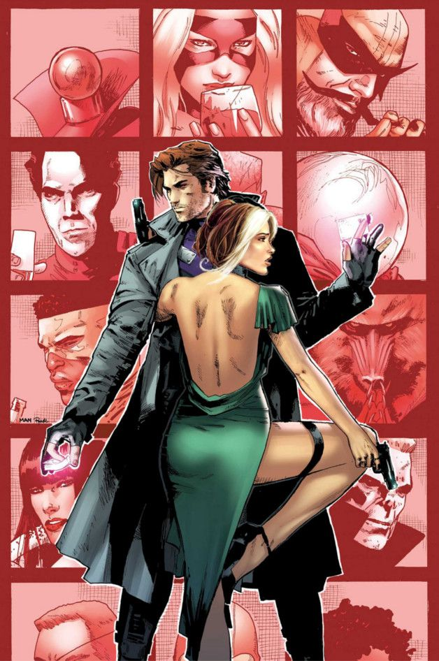 Gambit & Rogue Appreciation - manip