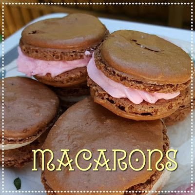 EmilyCanBake: Chocolate Macarons  www.emilycanbake.com