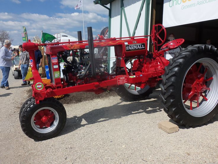 Ih Pulling Tractors : Besten ih farmall og mc cormick traktor bilder auf