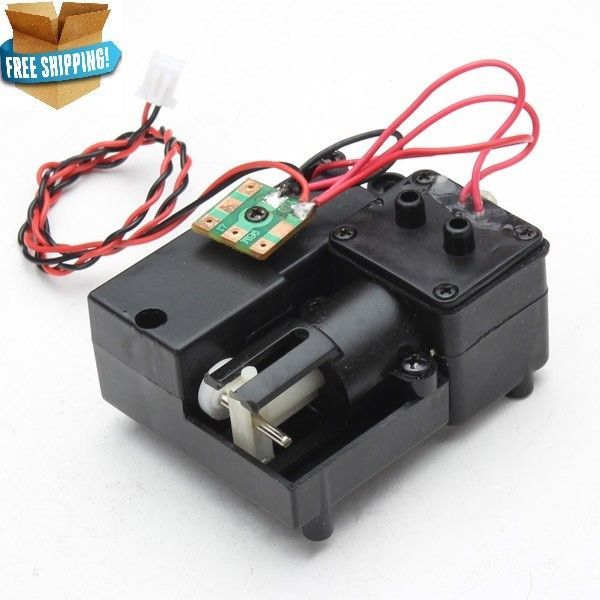 NEW Heng Long Smoke Maker Machine For 1/16 Chinese 99 RC Tank Accessories Parts #Unbranded