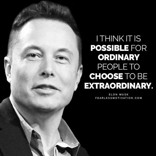 Be Extraordinary and learn to start your own online business1