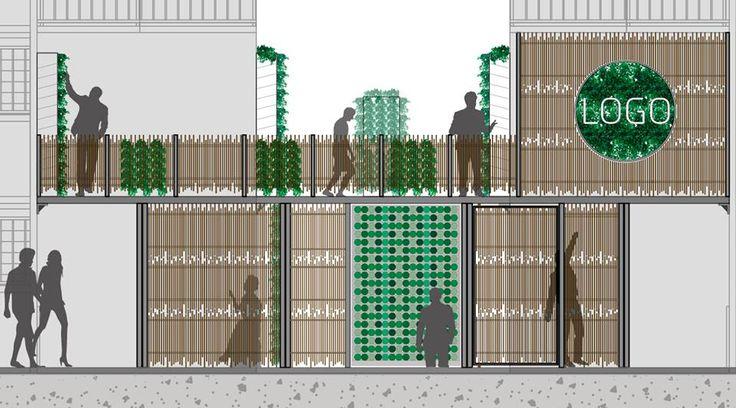 Representación gráfica del proyecto - TallerCiclo - Taller 7mo semestre. Por Juan Sebastián Tabares