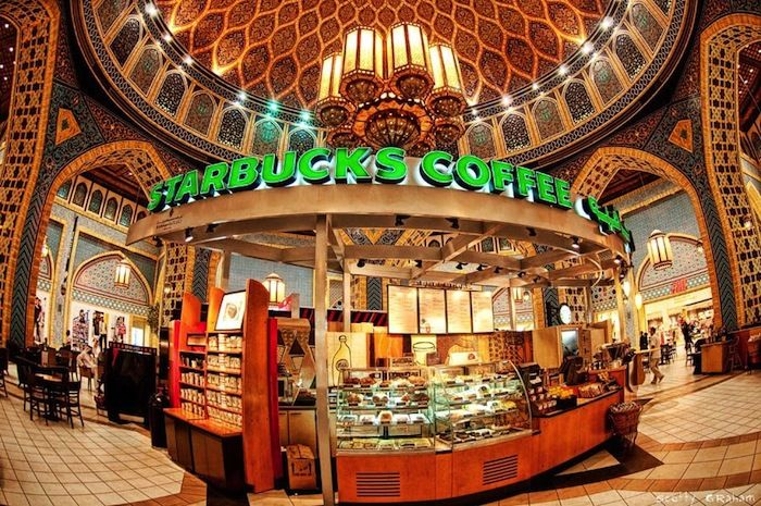 The 10 Most Romantic Starbucks Locations in the World