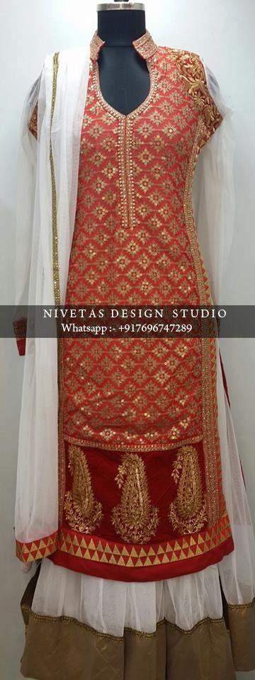 visit us at https://www.facebook.com/punjabisboutique  #bridal #indianbridal…