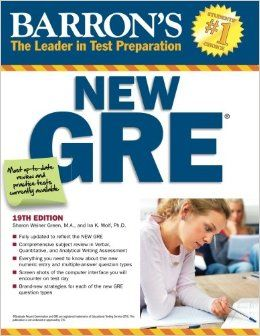 3 Best #Books for #GRE Preparation