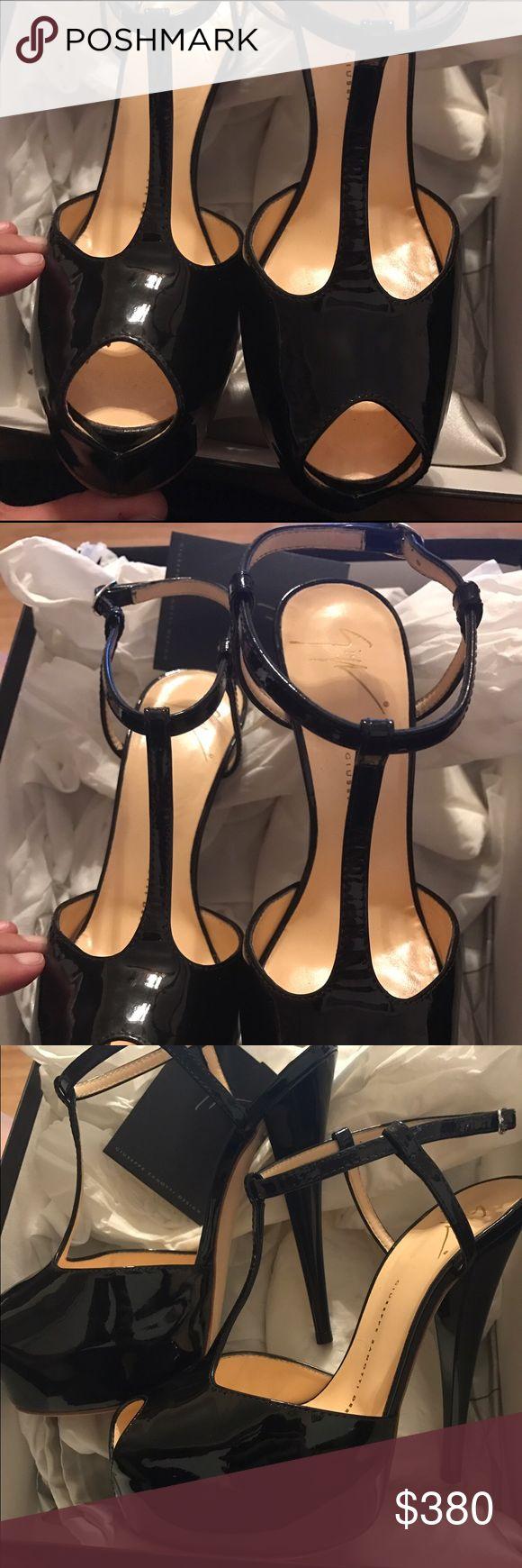 GIUSEPPE ZANOTTI Size 36.5 brand new Giuseppe Zanotti Shoes Heels