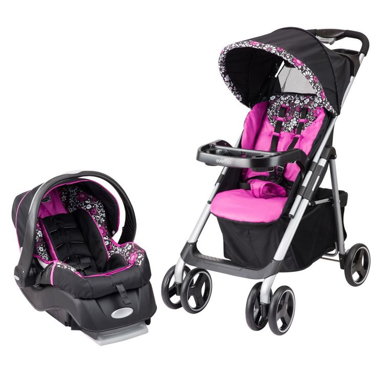 Evenflo Vive Stroller Travel System Kohls in 2020 Baby