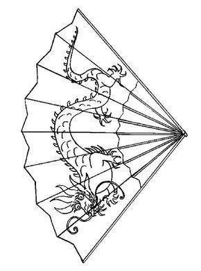 Dessins à colorier dragon Coloriages pour enfants: