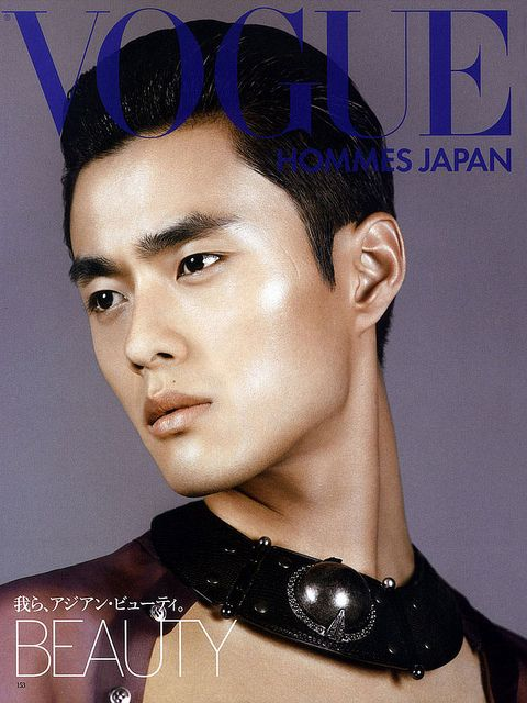 Vogue Hommes Japan                                                                                                                                                                                 More