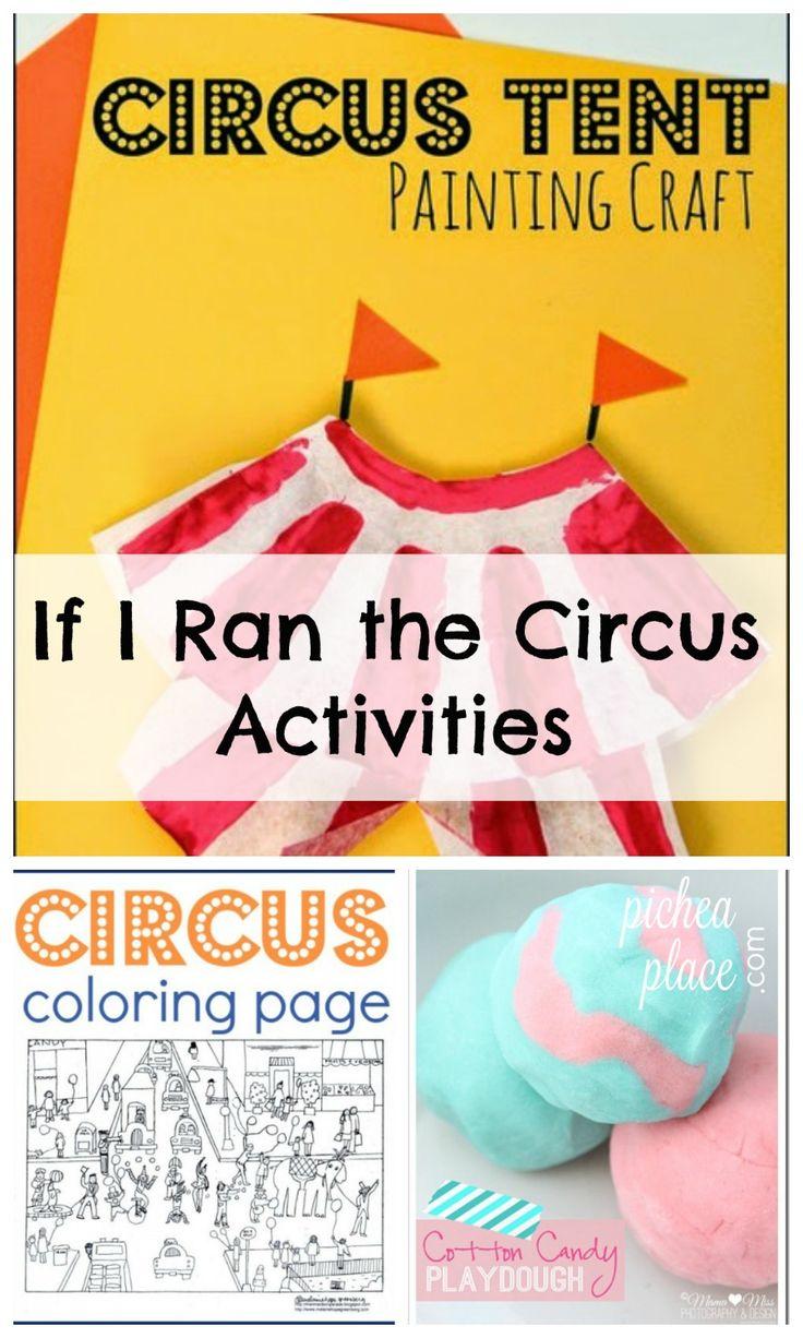 best 25 circus activities ideas on pinterest circus crafts