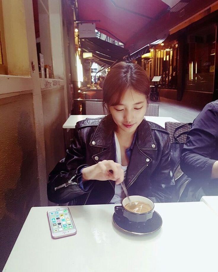 오늘자 수지 인스타그램 - ★ … 사진영상방 - I LIKE SOCCER (아이라이크사커)