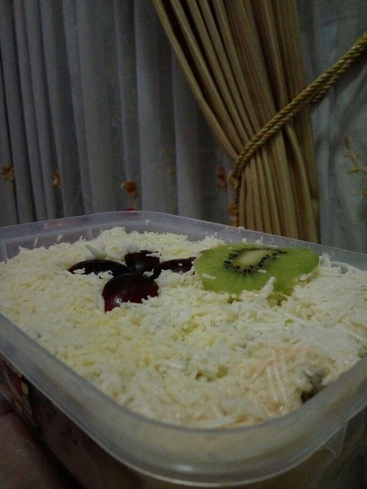 Salad buah 50ribu