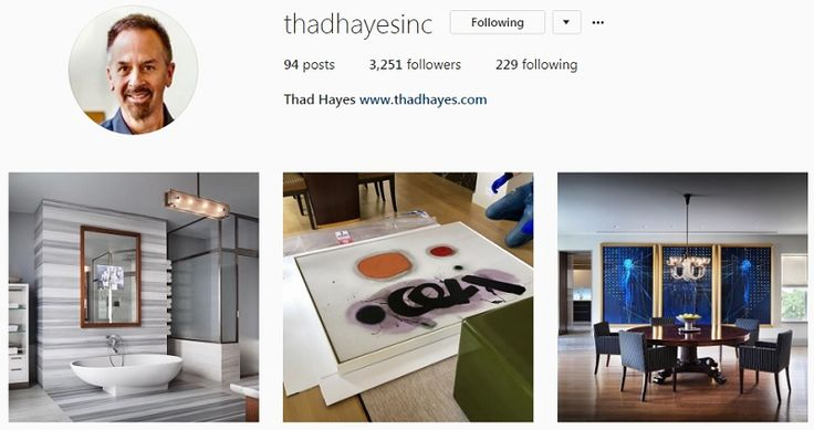 Top 100 Best Interior Designers In The World To Follow On Instagram: Thad Hayes Inc. ➤ To see more news about Luxury designs visit us at http://www.covetedition.com/ #interiordesign #covetedmagazine #luxurylifestyle #interiordesign #thadhayes @CovetedMagazine @thadhayesinc