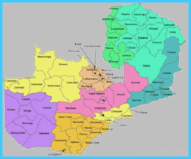 awesome Travel to Central African Republic   Africa map