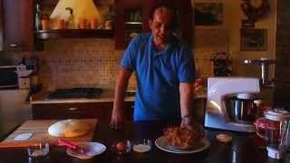 YouTube video ricetta ravazzate siciliane