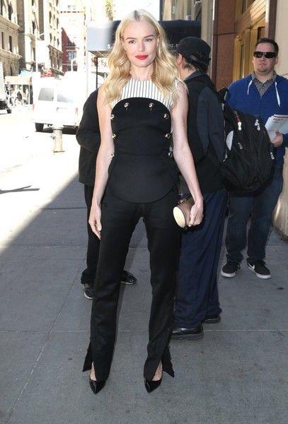 Kate Bosworth Photos - Celebrities at Crackel Upfront In NYC - Zimbio