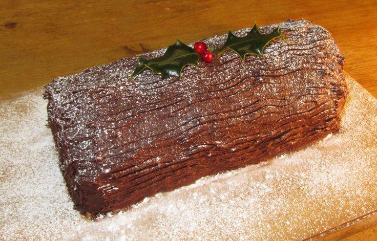 Il Trochetto di Natale cioccolato e marmellata di castagne si fondono in un mix di sapore che ha del sublime.