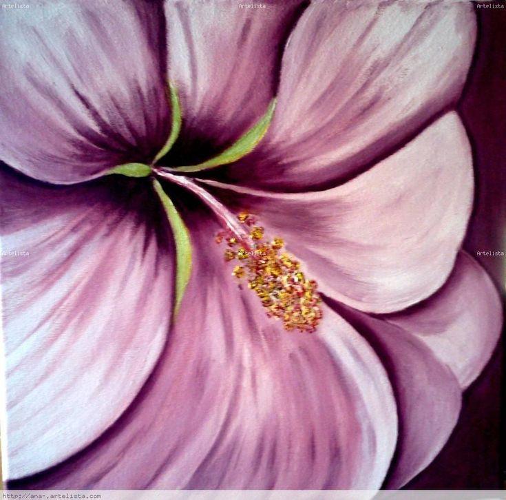 Flores Para Pintar Al Oleo - Fondo En Hd Para Descargar 5 HD Wallpapers