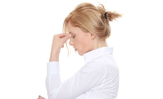 وصفات طبيعية لعلاج التهاب الجيوب