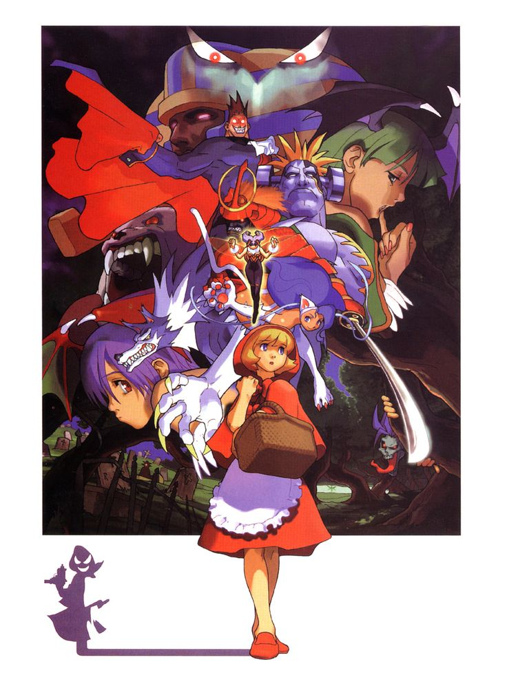 Darkstalkers 3: Vampire Savior: The Lord of Vampire; 3rd installment in the Darkstalkers' series & featured 4 new characters. The game also spawned 2 updated titles, Vampire Hunter 2 & Vampire Savior 2, with both being released several months after the Vampire Savior. retains the character roster of Night Warriors: Darkstalkers' Revenge, though omitting Donovan, Huitzil & Pyron from the lineup. Taking their place are 4 new characters; Jedah Dohma, Lilith, Q-Bee & Baby Bonnie Hood.