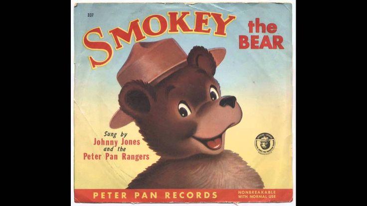 Smokey the Bear (full version) - Peter Pan Records