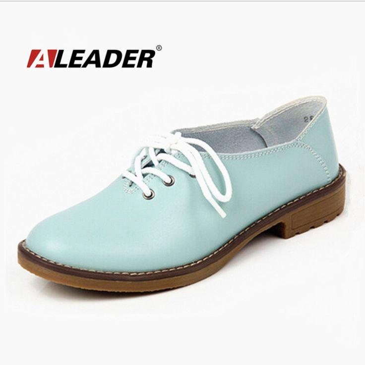 Lederen Oxford Schoenen Vrouwen Flats 2015 Mode Vrouwen Schoenen Casual Mocassins Instappers Dames Schoenen sapatilhas zapatos mujer