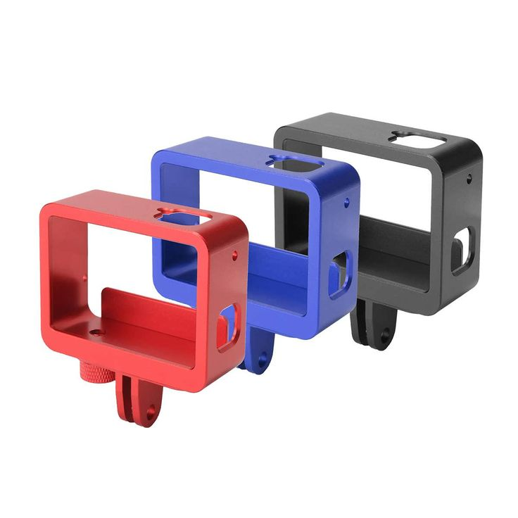 Aluminum Alloy Protective Case Housing Border Frame Mount For Gopro Hero 5  Worldwide delivery. Original best quality product for 70% of it's real price. Buying this product is extra profitable, because we have good production source. 1 day products dispatch from warehouse. Fast &...