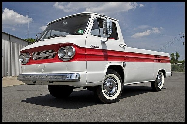 1961 Chevrolet Corvair Rampside Pickup 145 CI, 4-Speed for sale by Mecum Auction