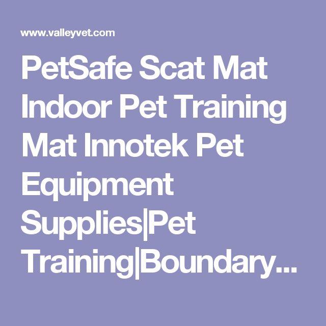 PetSafe Scat Mat Indoor Pet Training Mat Innotek Pet Equipment Supplies|Pet Training|Boundary Aids